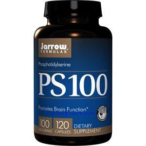 Picture of Jarrow Formulas PS 100 (Phosphatidylserine) 100mg 120 Softgels