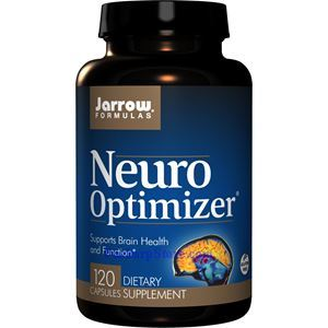图片 Jarrow Formulas牌大脑神经系统保健胶囊 120粒