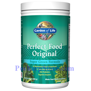 图片 Garden of Life生命花园牌高级蔬菜纤维粉(原味) 300克