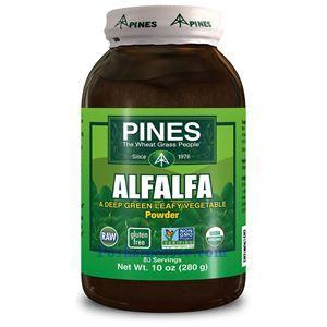 Picture of Pines Wheatgrass Alfalfa Powder 10 Oz
