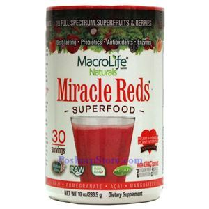 Picture of Macrolife Naturals Miracle Reds 10 oz 30 Servings
