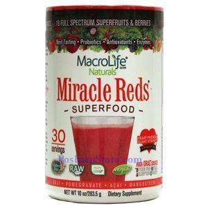 图片 Macrolife Naturals牌超级特别红色食物精华粉 280克 三十次用量