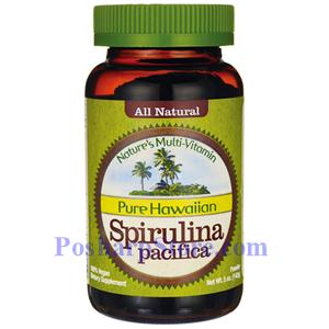 Picture of Nutrex Hawaii Pure Hawaiian Spirulina Pacifica Powder 5 Oz  47 Servings
