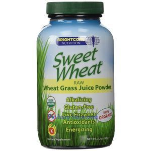 Picture of BrightCore Nutrition Sweet Wheat Grass Juice Powder 3.2 Oz
