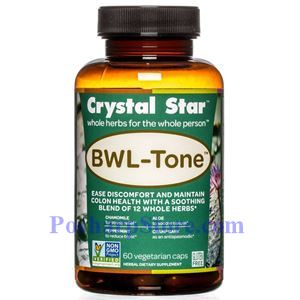 图片 Crystal Star牌印度中药通便素胶囊 60粒