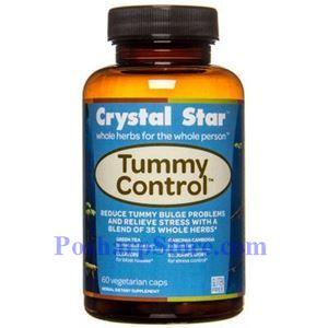 图片 Crystal Star牌美国减肥中药材素胶囊 60粒