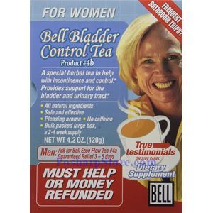 Picture of Bell Lifestyle Bladder Control Tea for Women (#4b) 4.2 Oz