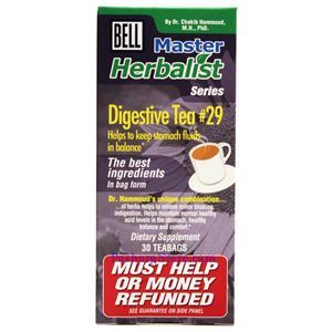 Picture of  Bell Lifestyle Digestive Tea (#29) 30 Teabags