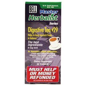 图片 Bell Lifestyle牌帮助消化茶(29号)30小茶袋
