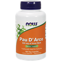 Picture of Now Foods Pau D'Arco 500mg 100 Veg Capsules
