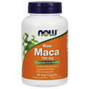 Picture of Now Foods Maca 750 mg Raw 90 Veg Capsules