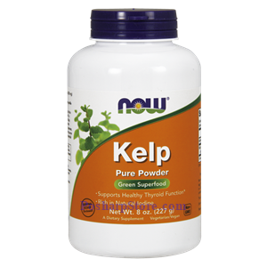 Picture of Now Foods Kelp Pure Powder 8 Oz