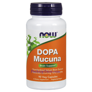 Picture of Now Foods DOPA Mucuna 90 Veg Capsules
