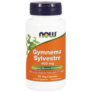 Picture of Now Foods Gymnema Sylvestre 400 mg 90 Veg Capsules