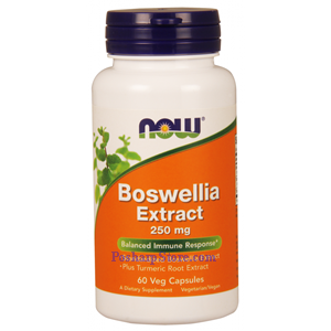 Picture of Now Foods Boswellia Extract 250 mg 60 Veg Capsules