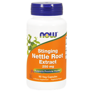 Picture of Now Foods Stinging Nettle Root Extract 250 mg 90 Veg Capsules