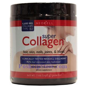 Picture of Neocell Super Collagen (Type 1 & 3) Powder 6600mg 7 Oz