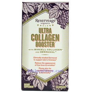 Picture of ReserveAge Ultra Collagen Booster 90 Capsules