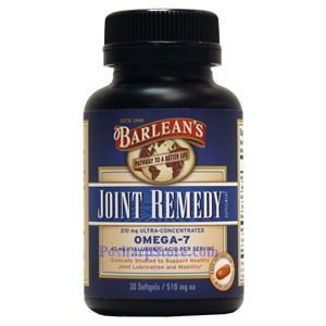 Picture of Barlean's Joint Remedy™ Omega-7  30 Softgels