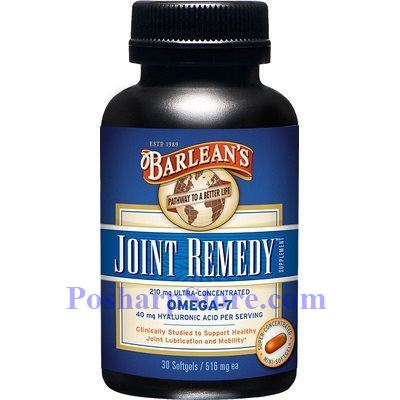 Picture for category Barlean's Joint Remedy™ Omega-7  30 Softgels