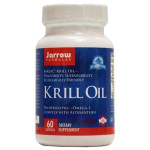 Picture of Jarrow Formulas Krill Oil  60 Softgels