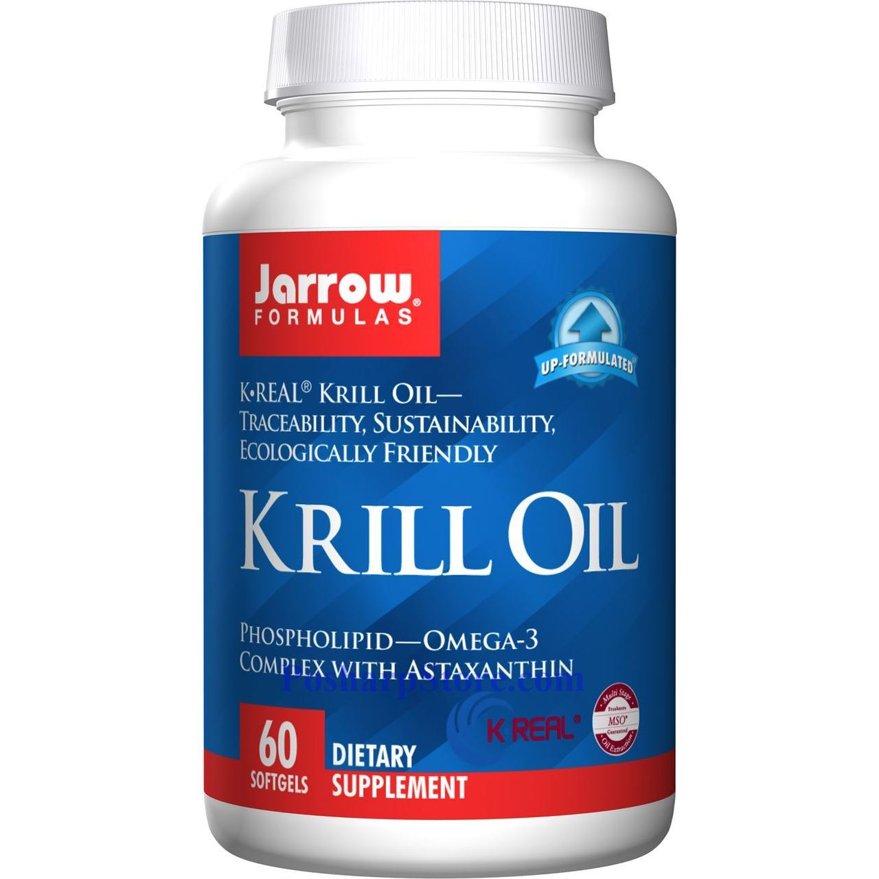 Picture for category Jarrow Formulas Krill Oil  60 Softgels