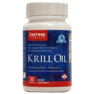 Picture of Jarrow Formulas Krill Oil 30 Softgels