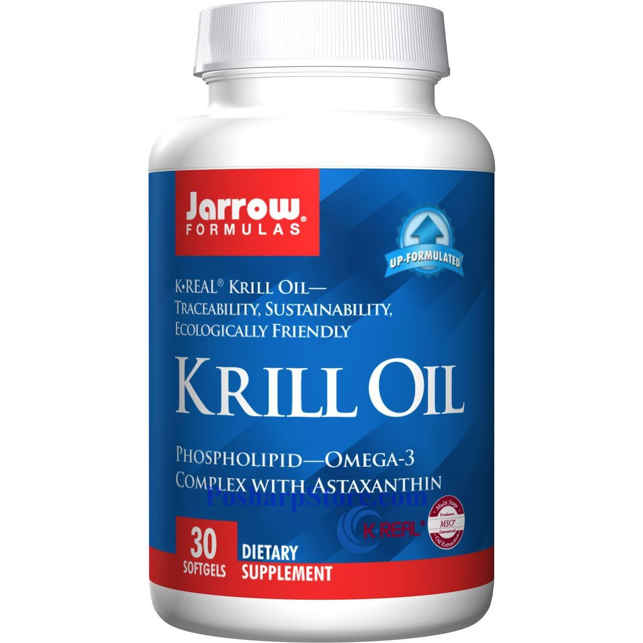 Picture for category Jarrow Formulas Krill Oil 30 Softgels