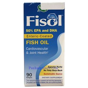 Picture of Nature's Way Fisol™ Fish Oil 90 Softgels