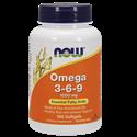 图片 Now Foods牌Omega 3-6-9软胶囊 100粒