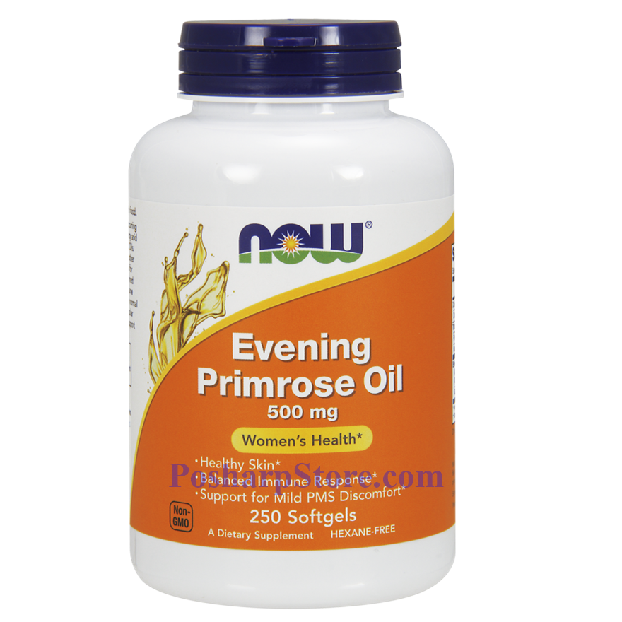 Picture for category Now Foods Evening Primrose Oil 500 mg 250 Softgels