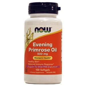 Picture of Now Foods Evening Primrose Oil 500 mg 100 Softgels