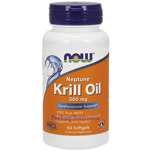 Picture of Now Foods Neptune Krill 500 mg 60 Softgels
