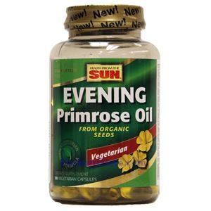 Picture of Health From the Sun Evening Primrose Oil 1000mg 90 VegCapsules