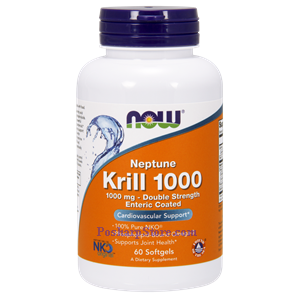 Picture of Now Foods Neptune Krill Oil 1000mg 60 Softgels