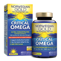 Picture of Renew Life Norwegian Gold Critical Omega Ultra-concentrated Fish Oil 1040 mg 60 Softgels