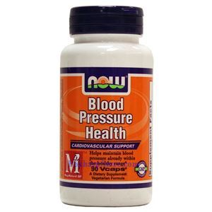 Picture of Now Foods Blood Pressure Health 90 Veg Capsules