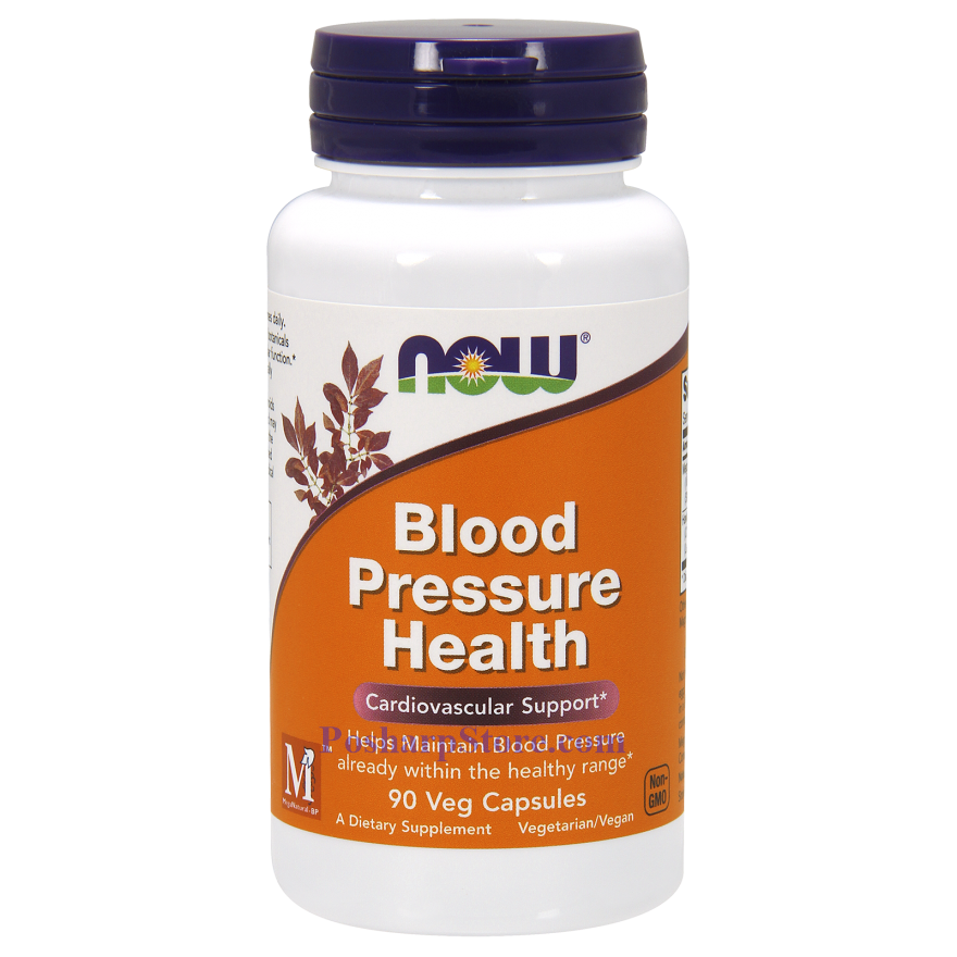 Picture for category Now Foods Blood Pressure Health 90 Veg Capsules