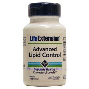 图片 Life Extension牌高级血脂维护素食胶囊 60粒