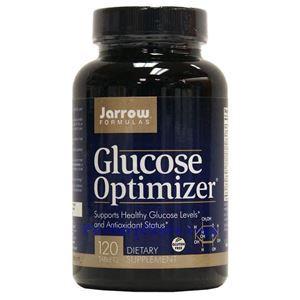 Picture of Jarrow Formulas Glucose Optimizer® 120 Tablets