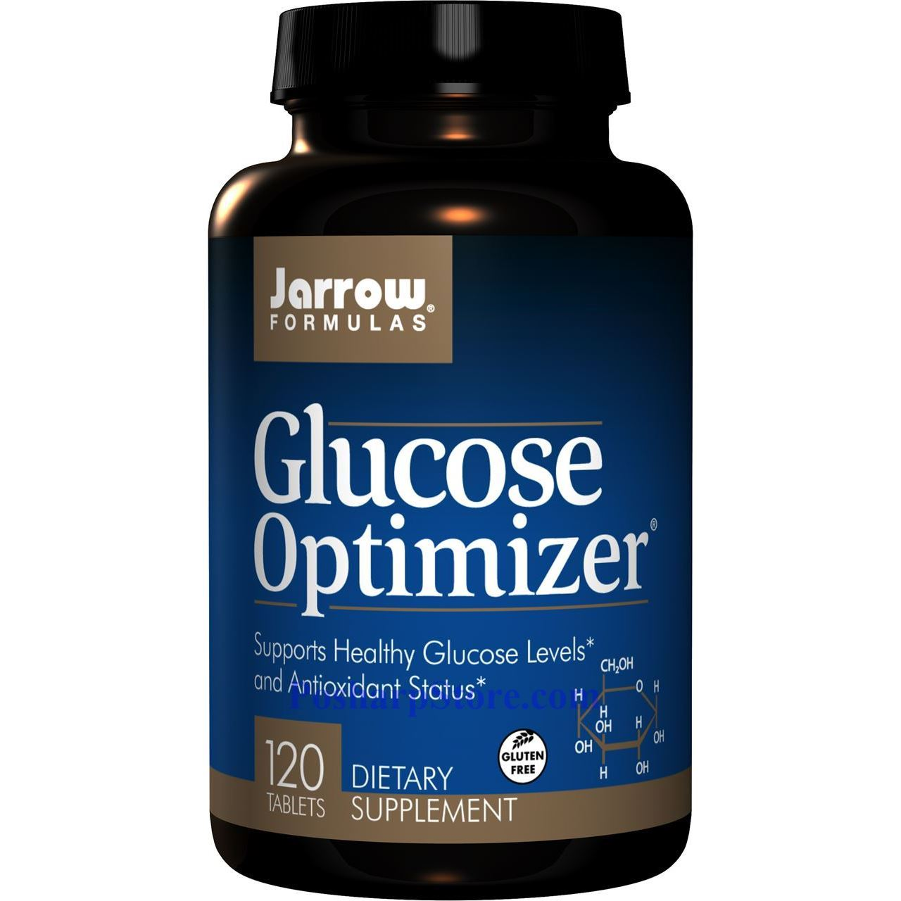 Picture for category Jarrow Formulas Glucose Optimizer® 120 Tablets