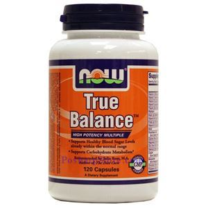 Picture of Now Foods True Balance 120 Capsules