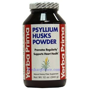 Picture of Yerba Prima Psyllium Husks Powder  12 Oz
