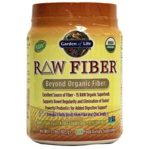 Picture of Garden of Life  RAW Fiber Organic Powder 1.77 lb