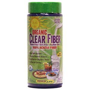 Picture of Renew Life Organic Clear Fiber Acacia Fiber 4.8 Oz
