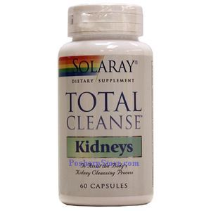 Picture of Solaray Total Cleanse Kidneys 60 Capsules