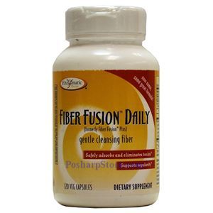 Picture of Enzymatic Therapy Fiber Fusion™ Plus 120 Vegetarian Capsules