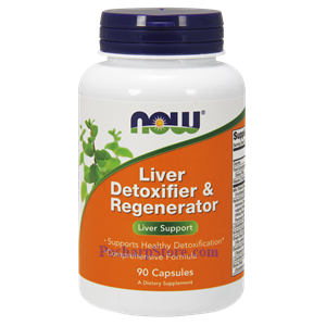 Picture of Now Foods Liver Detoxifier & Regenerator 90 Capsules