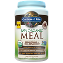 Picture of Garden of Life RAW Organic Meal Plant Protein Shake Chocolate Flavor 23.9 Oz
