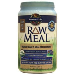 Picture of Garden of Life RAW Organic Meal Plant Protein Shake Vanilla Flavor 34.2 Oz